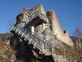 Citadelle de Poenari
