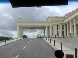 Presidential Palace, Naypyidaw