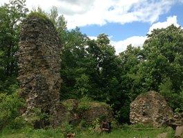 Rabštejnek Castle