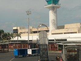 Rafael Núñez internationella flygplats