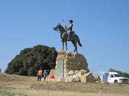 Reiterdenkmal, Windhoek