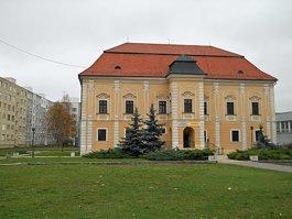 Renaissance castle in Galanta