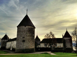 Rolle Castle