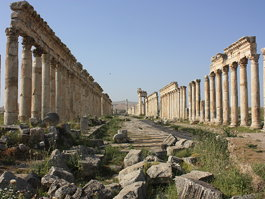 Roman Theatre at Apamea