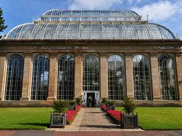 Jardin botanique royal d'Édimbourg