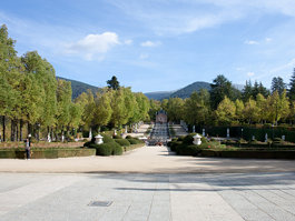 Palacio Real (La Granja)