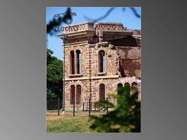 Ruinas del Castillo San Carlos