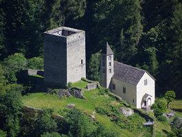 Ruine Castelmur