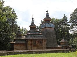 Rural Architecture Museum of Sanok