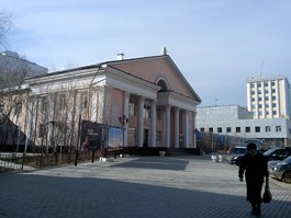 Puškini-nimeline vene draamateater