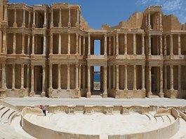 Sabratha amphitheatre