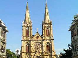 Sacred Heart Cathedral (Guangzhou)
