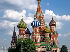Saint Basil's Cathedral