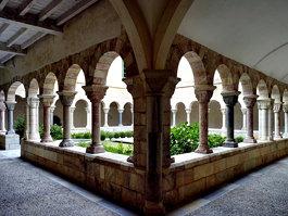 Saint-Génis-des-Fontaines Abbey