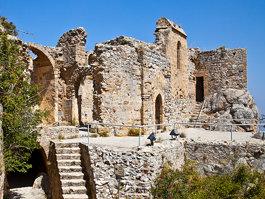 St. Hilarion (Burg)