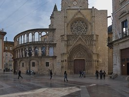 Saint Mary of Valencia Cathedral