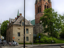 Saint Nicholas Church, Örebro