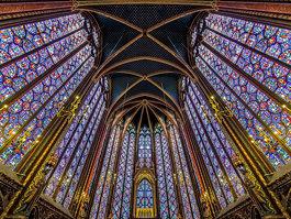 Церква Сент-Шапель (Париж)