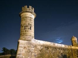 San Carlos de Borromeo Fortress