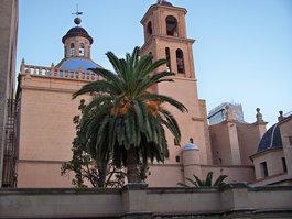 San Nicolas Cathedral, Alicante