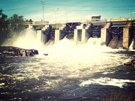 Sandy Falls