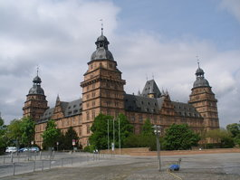Zamek Johannisburg