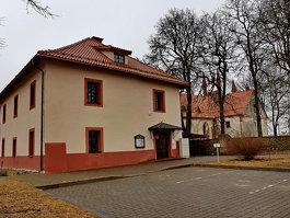 Senieji Trakai Castle