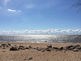 Sestroretsk Resort Beach (Пляж Сестрорецкого курорта)