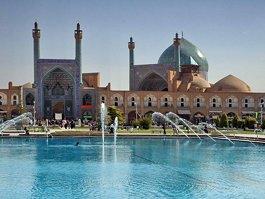 מסגד האמאם באספהאן