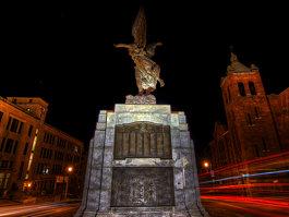 Sherbrooke War Memorial