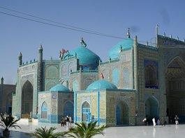 Голубая мечеть (Мазари-Шариф)