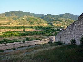 Shusha fortress