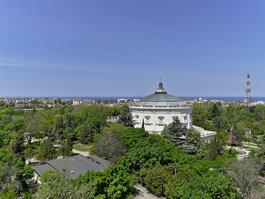 Siege of Sevastopol (panorama)