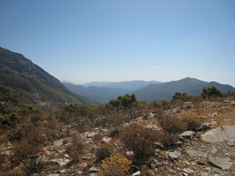 Sierra de las Nieves Natural Park