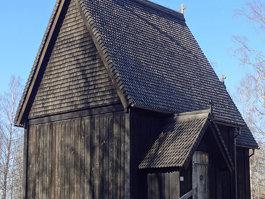 Skaga stave church