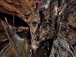 Spannagel Cave