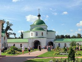 Monastère de la Transfiguration de Mourom