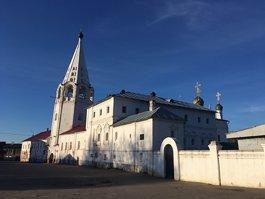 Сретенский монастырь (Гороховец)