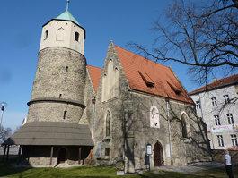 St. Godehard's Rotunda, Strzelin