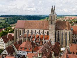 St. James's Church, Rothenburg ob der Tauber