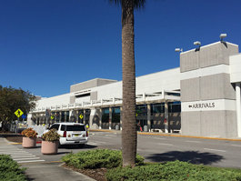 St. Pete–Clearwater International Airport