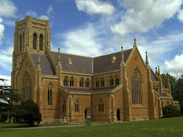 St. Saviour's Cathedral, Goulbourn