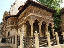 Église du monastère Stavropoleos