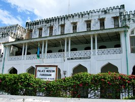 Sultan's Palace, Zanzibar