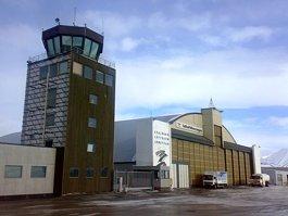 Svalbardi lennujaam