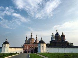 Svensky Monastery