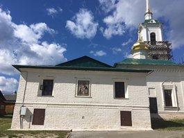 Свято-Троицкий Белбажский монастырь