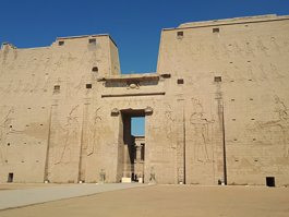 Templu de Edfu