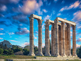 Temple of Olympian Zeus (Athens)