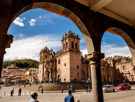Templo de la Merced del Cuzco